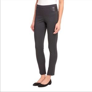 DKNY Ladies' Pull-on Ponte Pant Charcoal Size XS